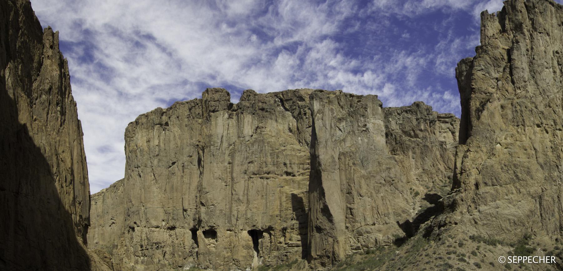 El canyon de la Buitera.