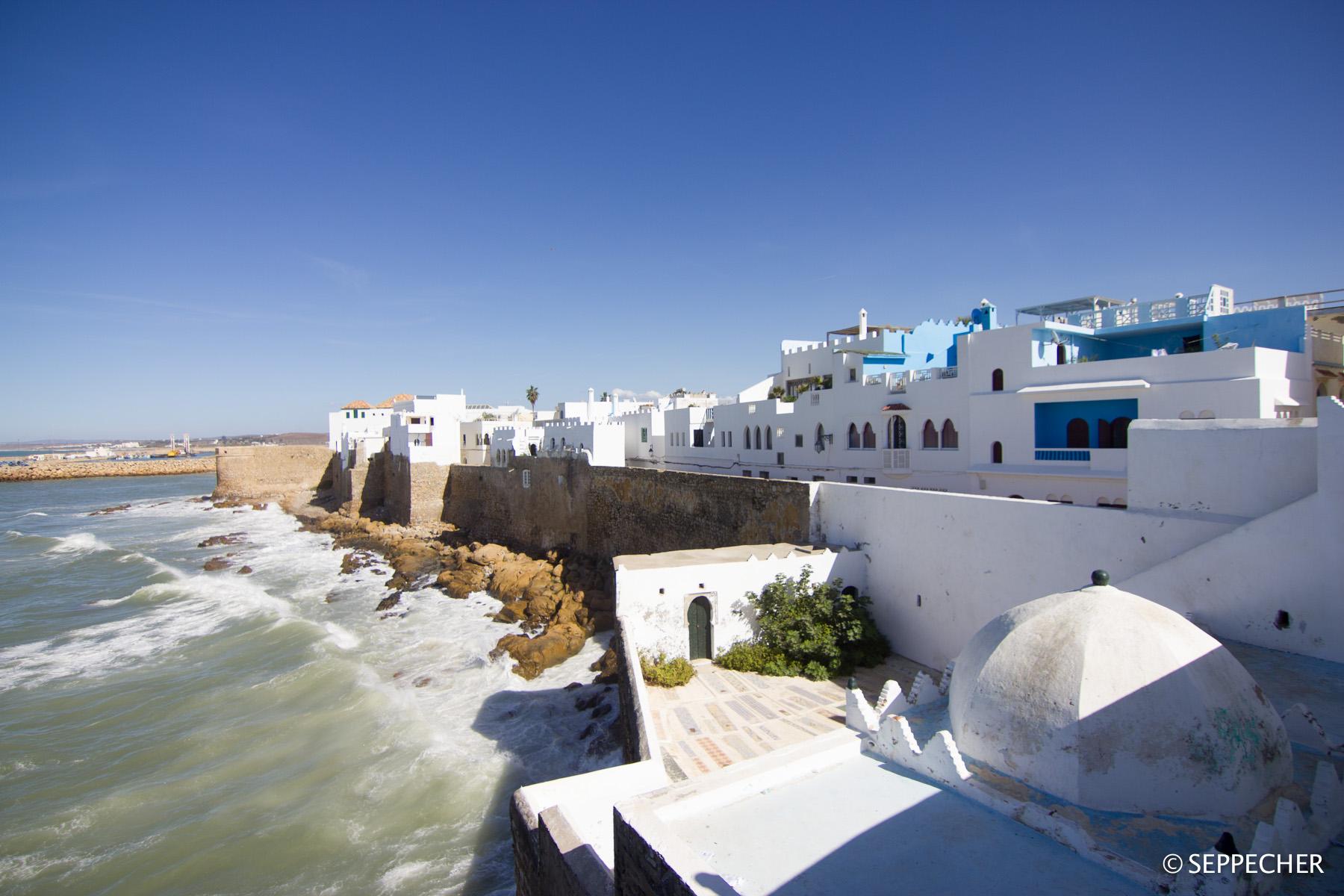 Assila, au sud de Tanger.