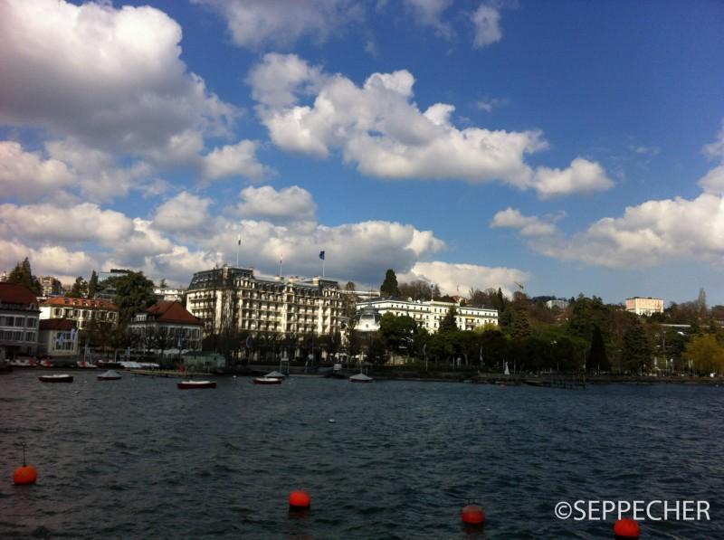 port de Lausanne